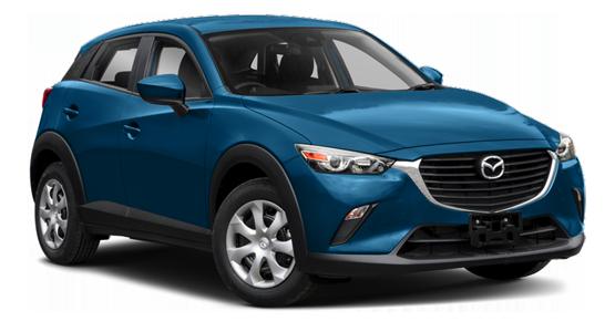 Mazda Przód